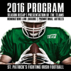 Fighting Irish 2016 program